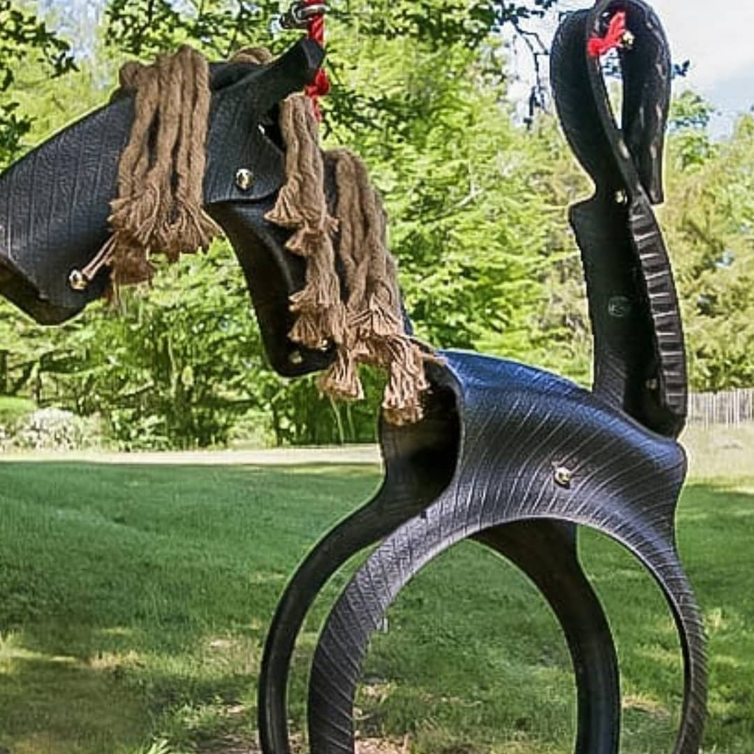 Recycled swings 1
